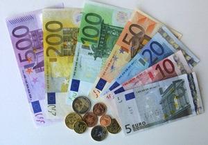 Евро на межбанке пробил отметку в десять гривен