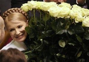 Президент Европейской народной партии поздравил Тимошенко с успехом в первом туре выборов