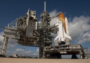В США состоялся запуск шаттла Endeavour