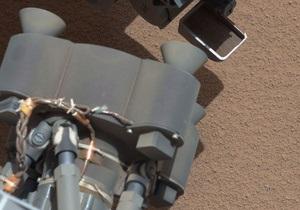 Лаборатория Кьюриосити обнаружила схожесть почвы Марса с вулканическим туфом на Гавайах