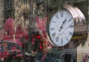 Рождество 2013 - К Рождеству в Киеве будет курсировать ретро-поезд