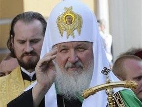 Патриарх Кирилл заявил о готовности принять украинское гражданство