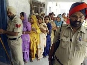 В Индии завершился заключительный этап парламентских выборов