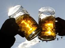 Фотогалерея: Фестиваль пива прошел красиво