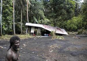 Серия землетрясений в районе Соломоновых островов оставила тысячу человек без крова
