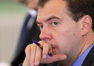 Медведев пообещал найти  уродов , организовавших теракт во Владикавказе