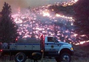 Новости США - пожары в США: В Сан-Франциско из-за приближающихся лесных пожаров объявлен режим ЧС
