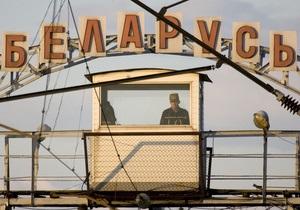 В Украину через белорусскую границу хлынул поток машин с российскими номерами