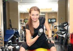 Мисс Украина-Вселенная пытается набрать вес для участия в Мисс Вселенная
