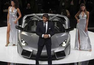 Китай стал одним из крупнейших покупателей Lamborghini в мире