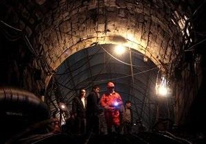 В Донецкой области на шахте Северная горняка засыпало углем