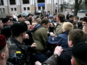 В Минске разогнали митинг оппозиции в поддержку политзаключенных