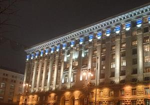 В мэрии Киева проходит экстренное совещание по вопросу отключения тепла