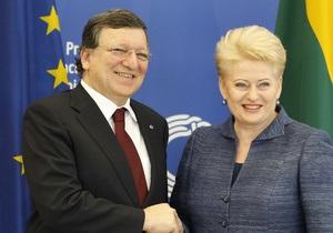 Литва назвала три условия для Украины до саммита