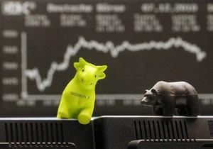 Украина завершила торговый день снижением