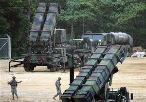 США поставят Тайваню ракетные комплексы ПВО на сумму $1,1 млрд