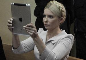 Тимошенко продолжит писать в Twitter