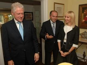 Фонды Франчук и Клинтона отчитались о результатах двухлетнего сотрудничества