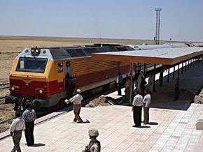 Сирия и Ирак возобновили железнодорожное сообщение