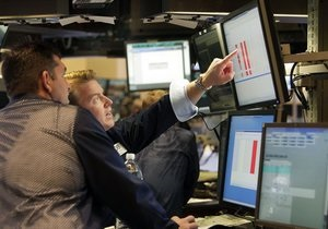 Американские рынки закрыли торги небольшим ростом