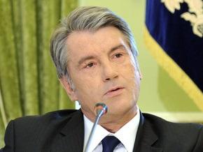 НГ: Ющенко защитит Украину от российских СМИ