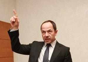 Тигипко: Первый визит Януковичу стоило бы совершить в Россию