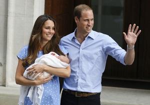 Маленький принц привлекает туристов. Рождение наследника британского престола принесло стране $800 млн