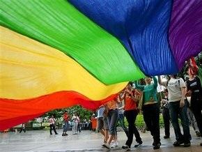 Геи и лесбиянки открыли в Киеве художественную выставку