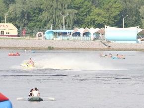 В этом году в Киеве новых пляжей не появится