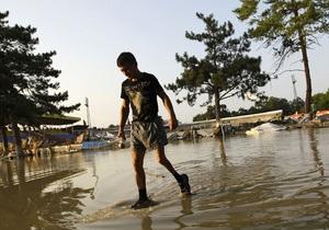 Начальник Гидрометцентра заверил, что наводнение на Кубани не распространится на Украину