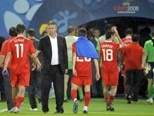 Сегодня вечером сборная России вернется в Москву