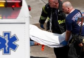 В США из-за урагана Айрин погиб мужчина