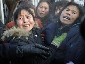 Взрыв на шахте в Китае: число погибших возросло до 104