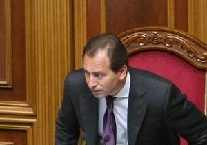 Томенко считает, что Лозинский получил адекватное наказание