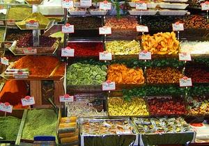 В России запретили ввоз сухофруктов и орехов из Таджикистана