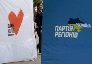Партия регионов и БЮТ не договорились о снятии неприкосновенности