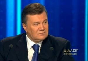 Янукович - коррупция - Янукович грозится уволить чиновников за попытки сохранить коррупционные лазейки в законах