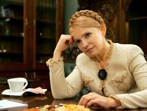 Дама сердца. Интервью с Юлией Тимошенко