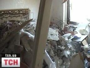 В Луганской области взорвалась квартира