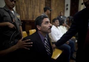 В Гватемале четверо солдат получили по шесть тысяч лет тюрьмы