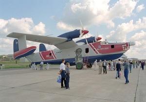 В Крыму разбился самолет ЧФ РФ, есть жертвы