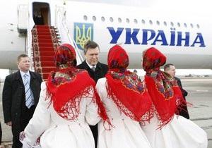 Янукович отменил поездку во Львов. Наша Украина расценила это как первое поражение