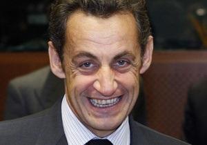 Саркози подтвердил, что будет баллотироваться на второй срок