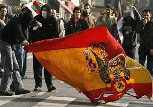 Баскские сепаратисты объявили о полном и бессрочном перемирии
