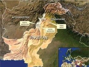 ВВС США нанесли удар по позициям талибов на пакистано-афганской границе