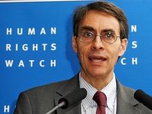 Главе Human Rights Watch не дали визу в Россию