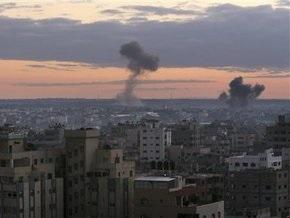 Израильские войска атаковали более 25 целей в секторе Газа