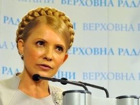 Тимошенко: Я буду искать все возможные компромиссы с Партией регионов