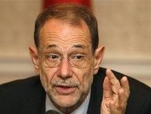 Солана обещает ввести международных наблюдателей в зону  южноосетинского конфликта