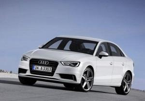 Audi представила самый маленький седан в своей линейке